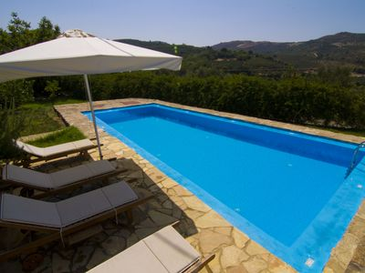 Deliana house rental - Pool