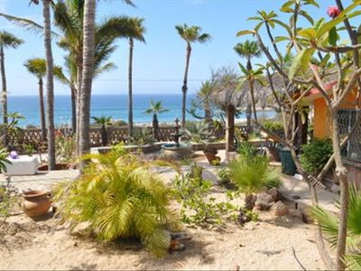 Overview of Property to Beautiful Sea of Cortez Towards Marina