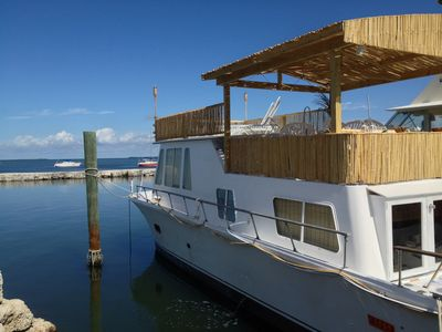 Welcome to ' The Big Bamboo' the newest in our small fleet