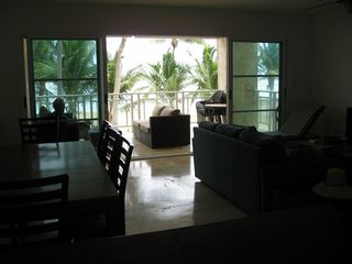 Punta Cana condo photo - View from Kitchen Sink
