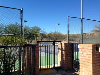 Tucson townhome photo - tennis court