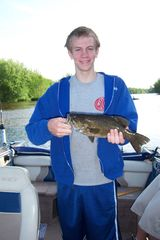 Wisconsin Dells house photo - The Fishing is Great - Lots of Small Mouth Bass, Crappie, Walleye & More!