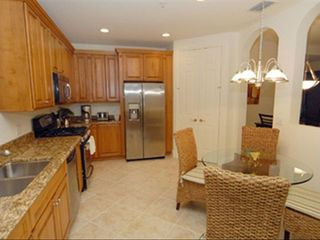 Fiddlers Creek condo photo - View of kitchen from TV area