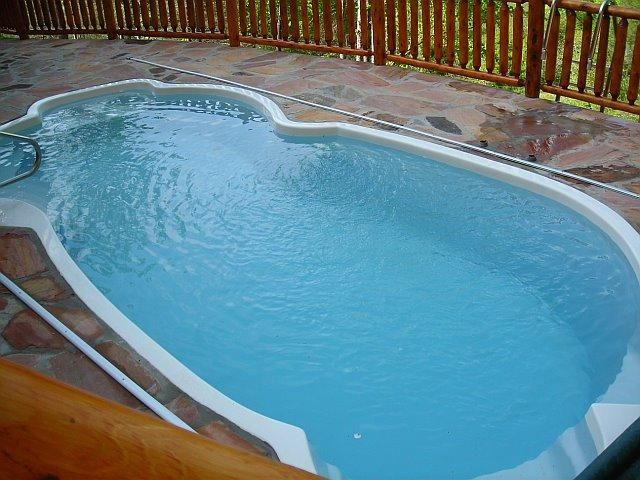 Pigeon Forge Cabin Rental El Castillo With Private Heated Swimming Pool Homeaway