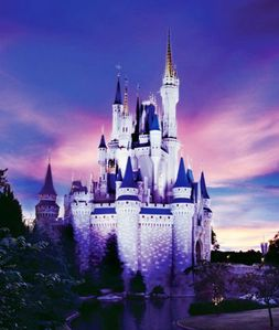 Magic Kingdom at Disney World in Orlando