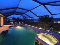 Heated Pool/Spa, Cable/WiFi, Flat Screen TV's, Sleep Number Bed, Pets OK!