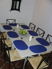 Syros apartment photo - Family Dining