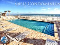 June/July $pecials - The Opus Condominium - Direct Oceanfront - 3BR/3BA - #304