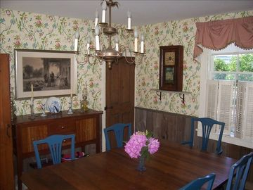 Main House, Dining Room