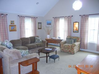 View of family room - East Orleans house vacation rental photo