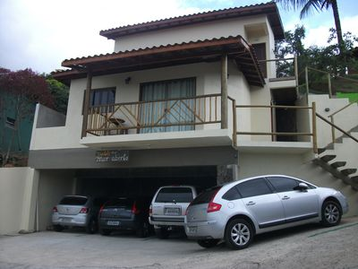 CHALET AND SUITES OPEN SEA - CORRAL - ILHABELA