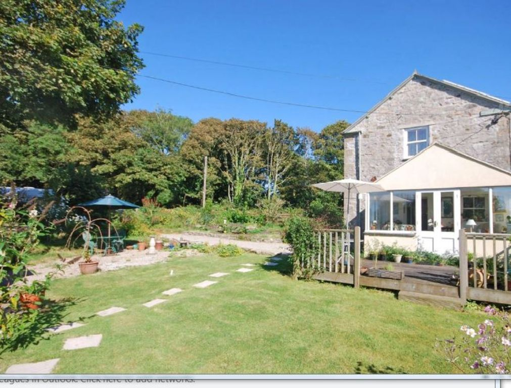 Cottage Surrounded By Country Park, Close To Sea, Between Portreath And Godrevy