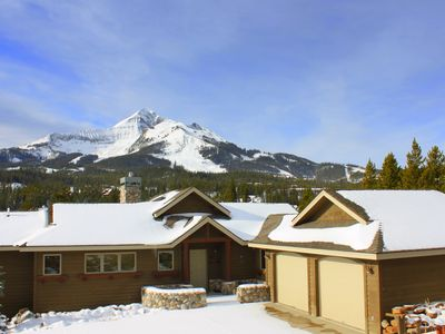 Big Sky house rental