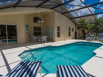 Gorgeous South Facing Pool and Patio