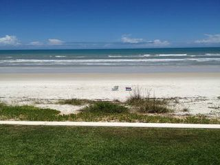 New Smyrna Beach townhome photo - Nothing to block the view from Family Room, Balcony, Kitchen, and Master Bedroom
