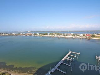 Orange Beach condo photo - Panoramic views of Old River