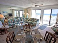 Fabulous Gulf Front Two Bedroom with Private Beach, Sailfish Townhomes