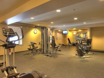Cascade Club Workout Facility
