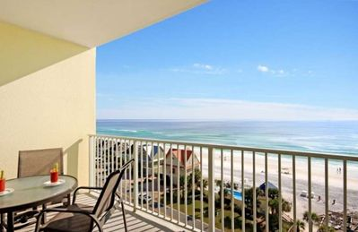 Enjoy view of Beach from your Balcony - Sunrises and Sunsets