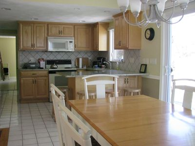 Bonnet Shores house rental - Kitchen View
