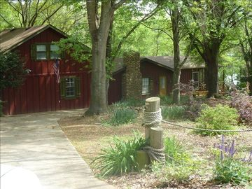 Hartwell Lake house rental - House and Carriage House