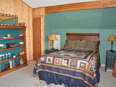 Lake Placid house rental - Bedroom 1