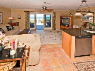 Fernandina Beach condo photo - Great Room and Beach View