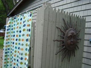 Charlestown cottage photo - outdoor shower