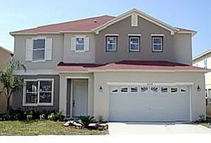 Sunrise Lakes villa rental - Located on a quiet street.