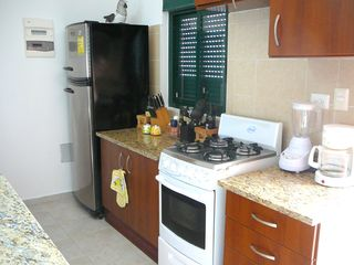 Punta Cana condo photo - Fully equipped kitchen