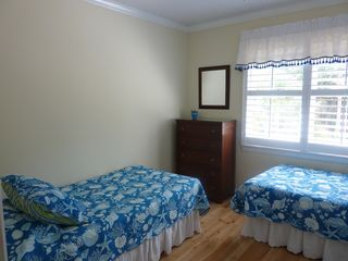 Seabrook Island cottage photo - Twin Bedroom
