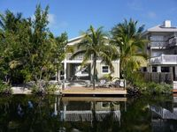 Canal Front House Offers a Little Bit of Paradise in the Lower Keys