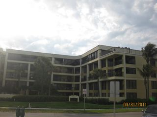 Deerfield Beach condo photo - East View of Condo Building facing Ocean