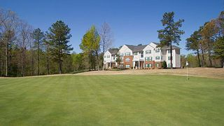 Williamsburg condo photo - View of the Greensprings Vacation Resort from Golf Course