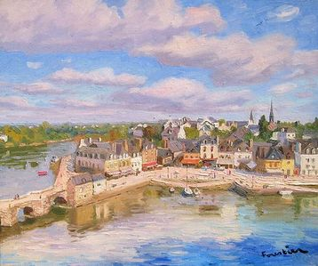 Holiday house, close to the beach, Auray, Brittany