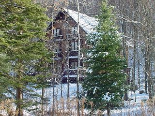 Iron River chalet photo - Another view of the outside