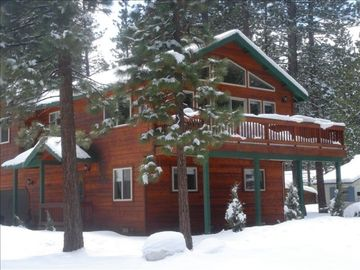 Al Tahoe house rental