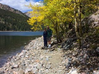 Jefferson Lake in Pike Nat. Forest - Jefferson cabin vacation rental photo