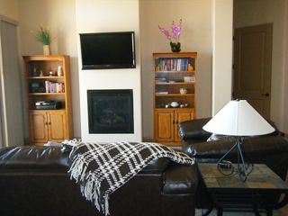 St. George house photo - Great room w/flat-screen TV and free WiFi!