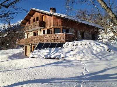 Holiday house 249509, Aime, Rhone-Alpes