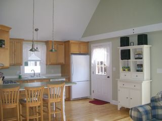 Edgartown house photo - Kitchen and Dining