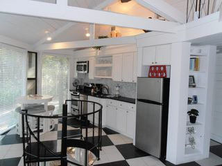 Sea Pines villa photo - Kitchen, Spiral Staircase