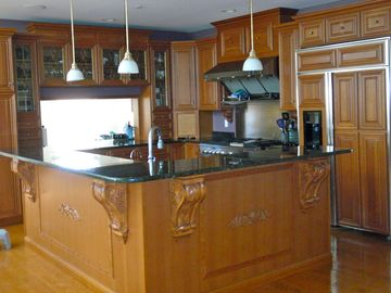 Ocean View house rental - Gorgeous Gourmet Kitchen
