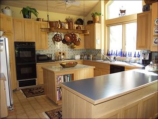 Snowmass Village house photo - Remodeled Kitchen