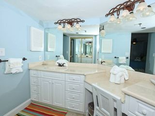 Inlet Reef Club Destin condo photo - Master bathroom view 2