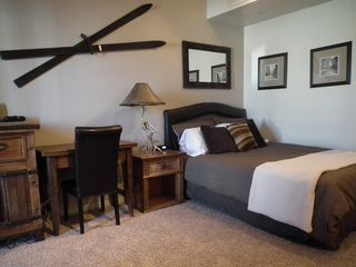 Park City condo photo - Queen Sized Bed