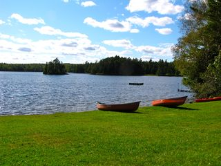 Eastport house photo - Keene's Lake for swimming, canoeing, kayaking (20 miles from Eastport)