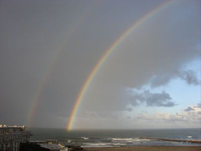 """Heaven at the Beach"" condo is the pot of gold at the end of this rainbow"