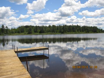 Munising cottage rental - Lindberg's Landing 4 bedroom/2 bathroom lakeside cottage - good fishing!