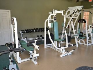 Loads of gym equipment... - Bella Piazza condo vacation rental photo